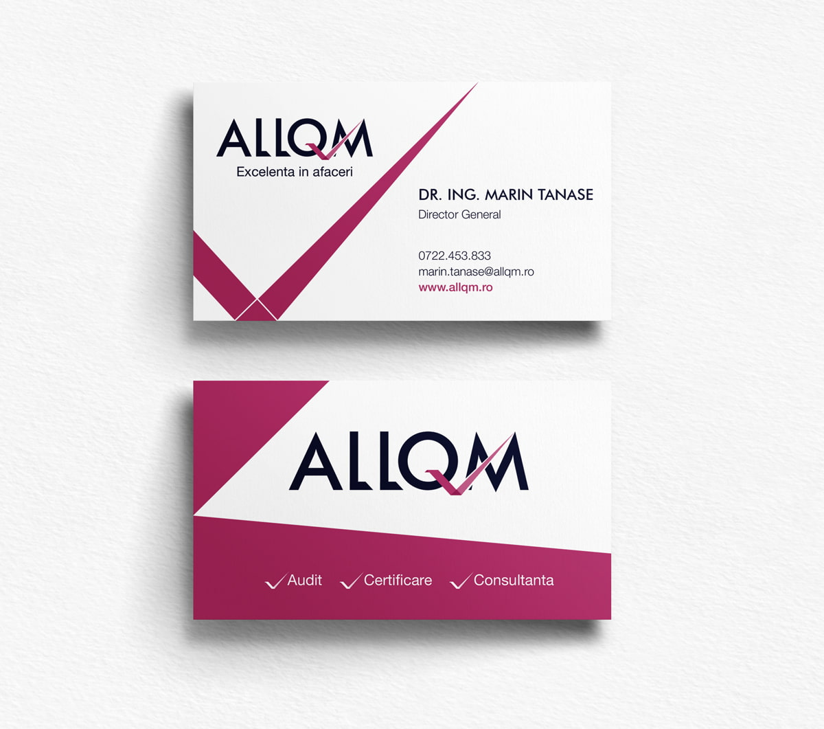 Business Card AllQM