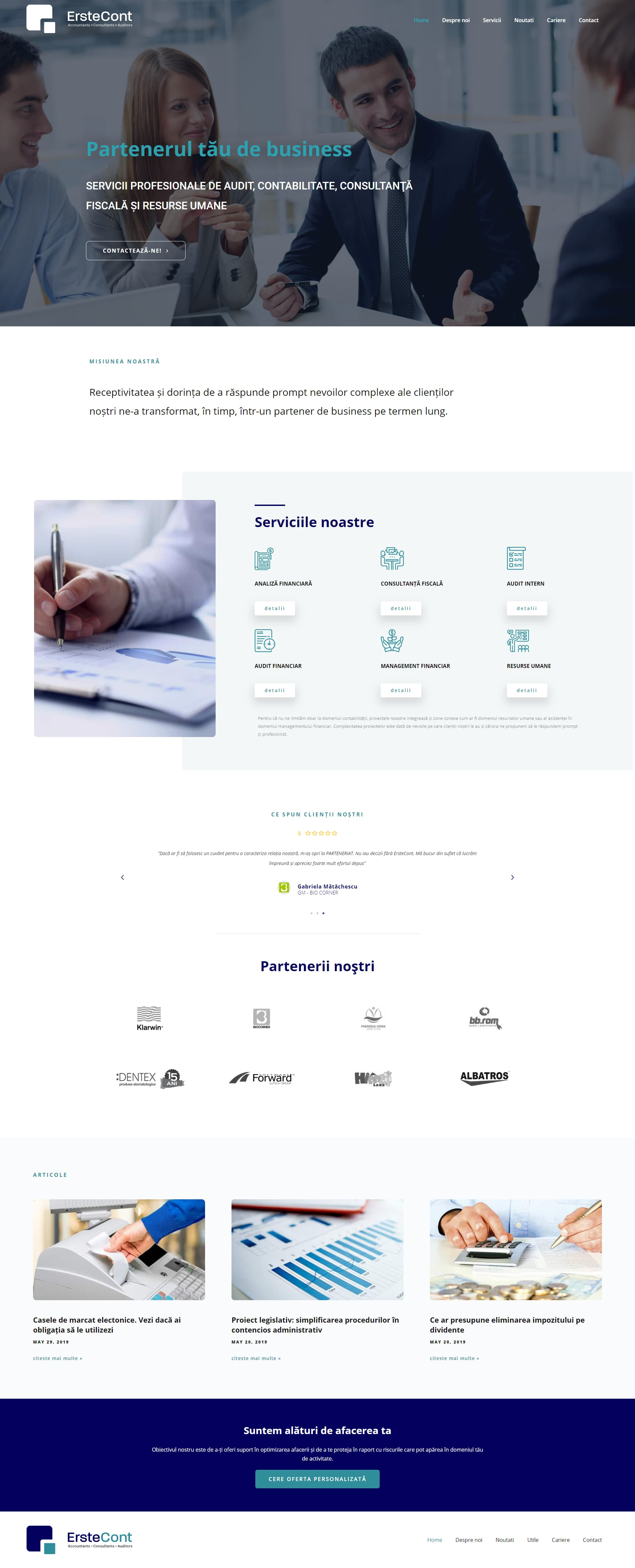 erstecont-homepage