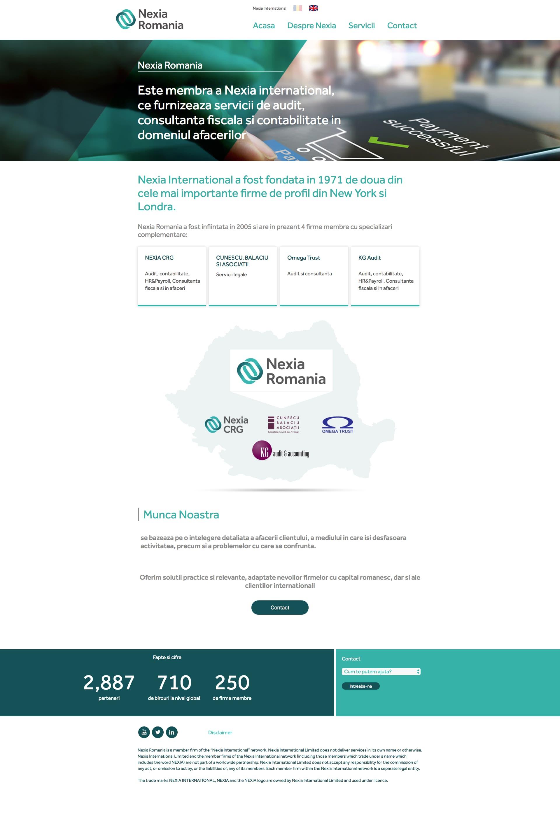 nexia-homepage